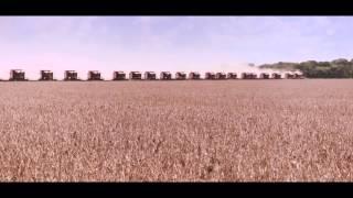 Colheita de Soja - Fazenda Boa Esperança 2015