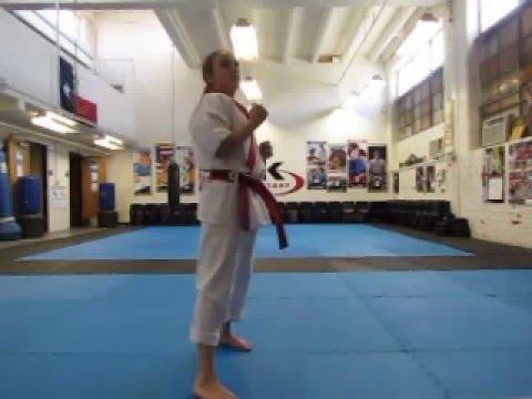 richardson black belt eval