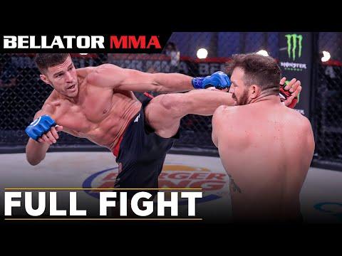 Full Fight | Vadim Nemkov vs. Ryan Bader | Bellator 244