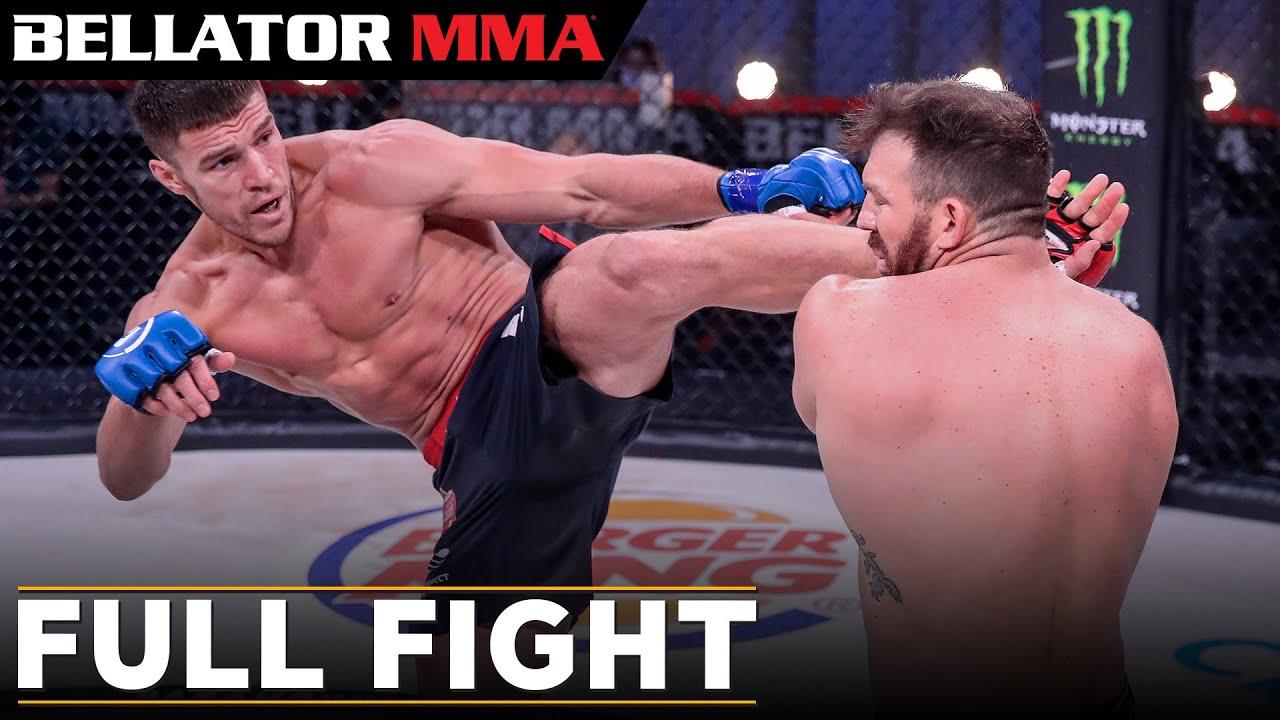 Full Fight | Vadim Nemkov vs. Ryan Bader | Bellator MMA