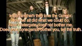 Lynyrd Skynyrd - Sweet home Alabama (lyrics on screen)