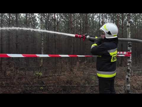Gminne ćwiczenia OSP Nowogród Bobrzański