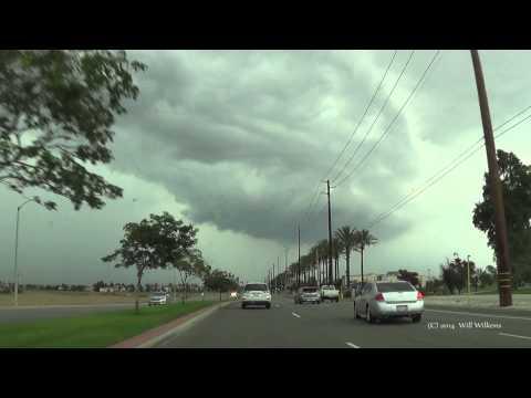 Chasing the Monsoon 2014 - Fontana, CA - 8/3/2014