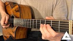 Akustik Gitar Juha Jarvinen