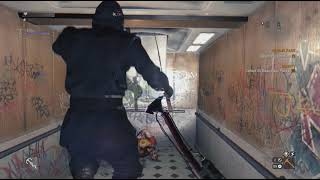 Dying Light PC Gameplay Clip - Terry