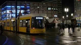4K  Berlin at night -Berlin bei Nacht
