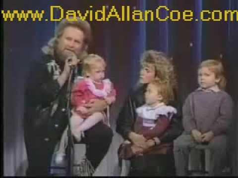 DAVID ALLAN COE Crazy Daddy flv