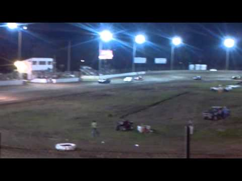 Troy English 6/7/13 @ Benton raceway park