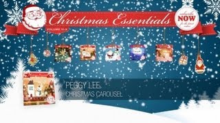Peggy Lee - Christmas Carousel // Christmas Essentials