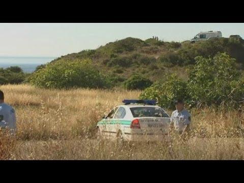 Madeleine McCann: Police cordon off waste land in Praia da Luz