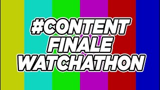 #CONTENT 1 to 99 Watchathon Live Stream! Countdown To The Finale!