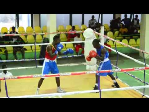 Ghana Amateur Boxing Federation Unearth Talents