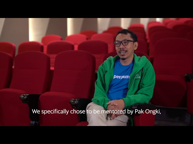 Grab Ventures Velocity Batch 2 - Founder Interview - Faried Ismunander, Pergiumroh