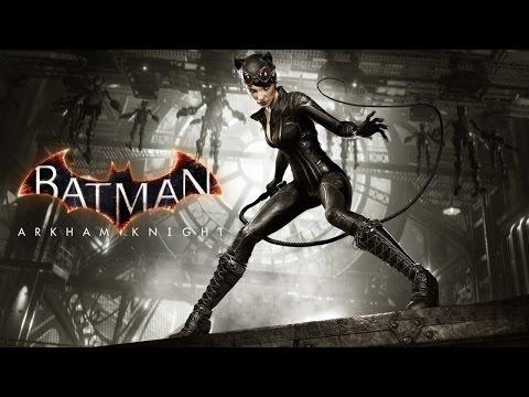Silent night AR challenge 3 stars Catwoman