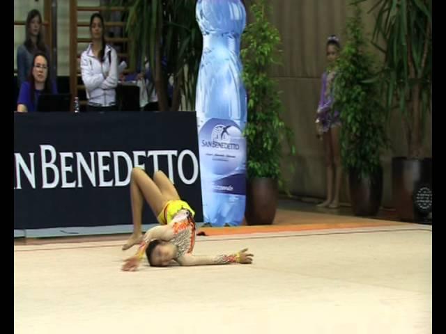 Alexandra Agiurgiuculese ASU (Udinese) free MTM  2012