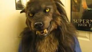 Классная маска волка оборотня(, 2016-03-02T13:10:57.000Z)