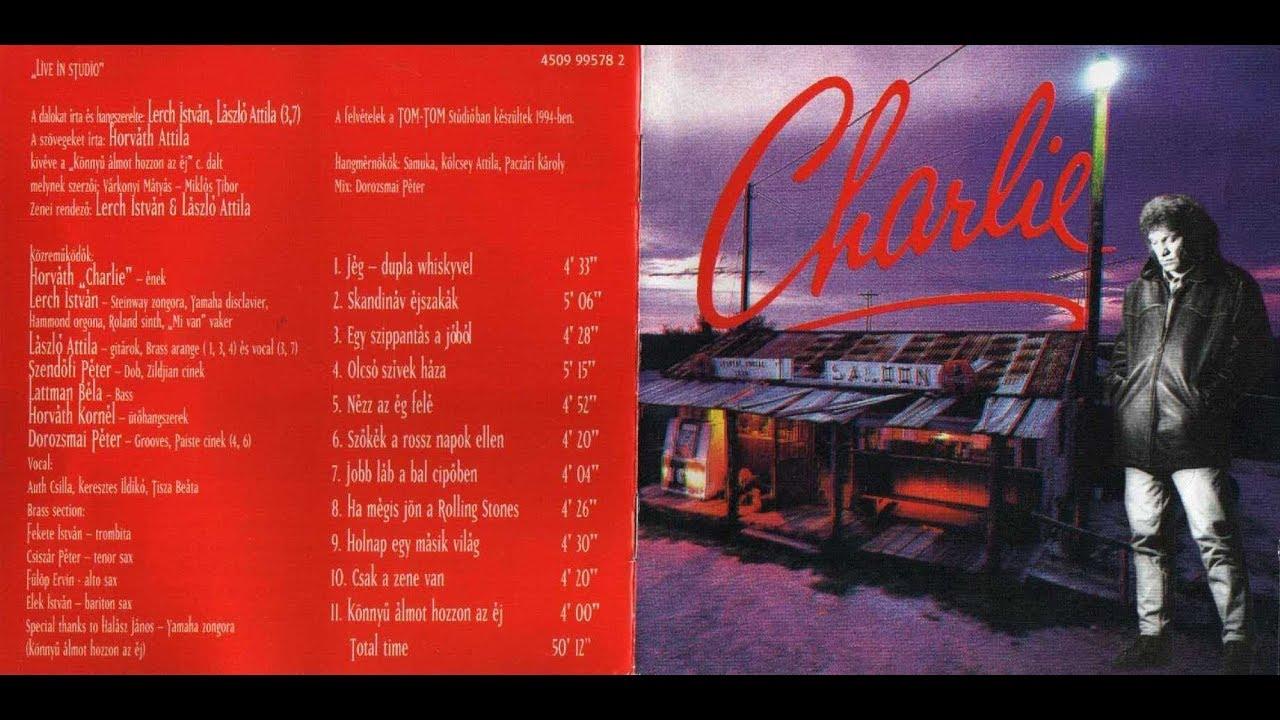 Download Charlie - Charlie - teljes album -1994 - HQ