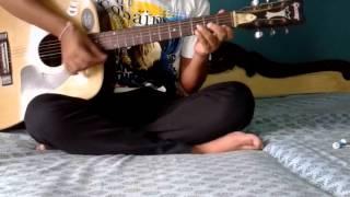 Zindagi Kuch To Bata (reprise)  - Guitar Lesson | Bajrangi Bhaijaan |