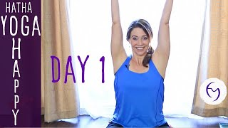 Day 1 Hatha Yoga Happiness: Gratitude with Fightmaster Yoga