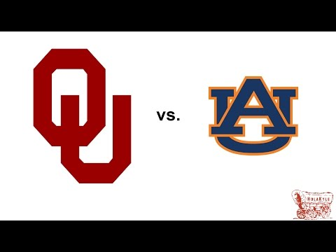 Sugar Bowl: Oklahoma Highlights vs Auburn - 1/02/17