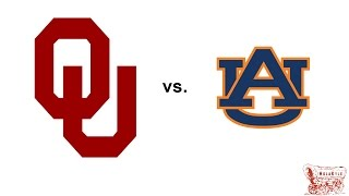 Sugar Bowl Oklahoma Highlights vs Auburn - 10217