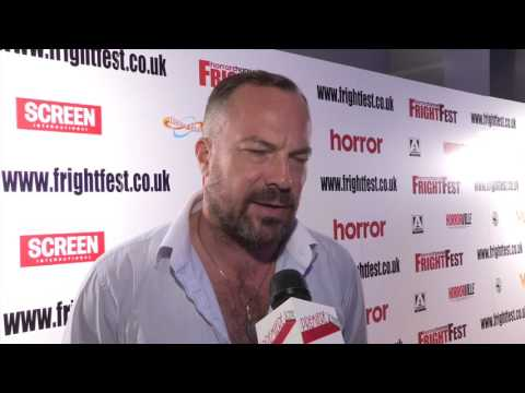 Johnny Frank Garrett's Last Word – FrightFest 2016 interview with director, Simon Rumley
