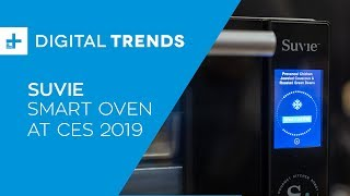 Suvie Smart Oven - Hands On at CES 2019