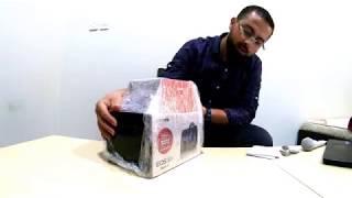 canon 6D mark ii unboxing - فتح علبة كاميرا الكانون