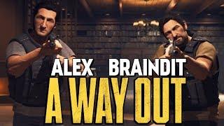 МЫ В МЕКСИКЕ! РЕАЛЬНЫЙ БОЕВИК! - A Way Out #9
