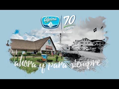 Alpina, Ahora y Para Siempre   Alpina Colombia