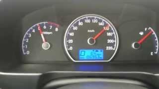 Hyundai Elantra IV HD Седан 2.0 AT 143 л.с. расход топлива по трассе. смотреть