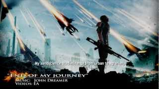 "John Dreamer - Mass Effect 3 EPIC MUSIC ""End of my Journey"" (Mordin"