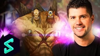 ...Deathwing? | BlizzCon 2015 Interview w/ Heroes of the Storm Producer Kaeo Milker | MFPallytime