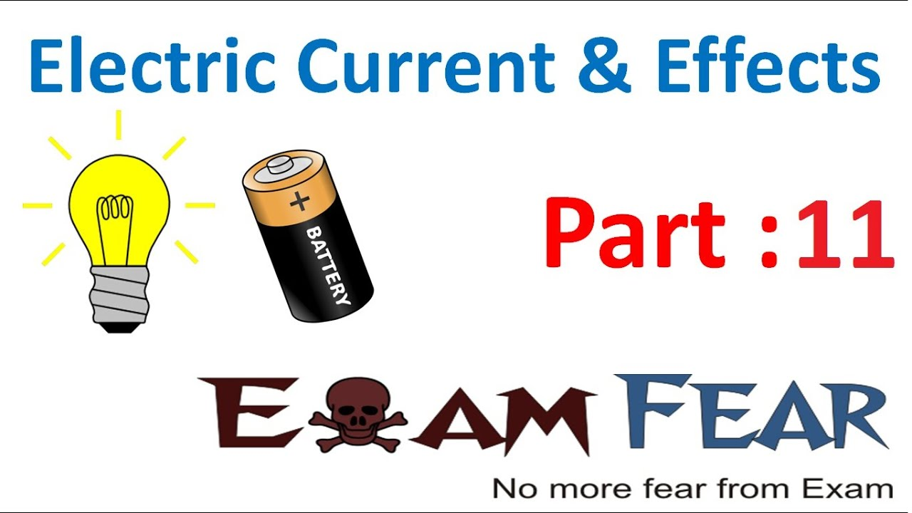 Physics Electric Current Circuits Part 11 Electromagnet Class 7 Home Snap Electromagnetism Vii