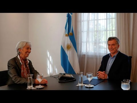 The IMF is at it Again in Argentina's Economic Crisis