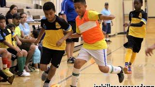 youth indoor soccer atlanta smyrna georgia futsal