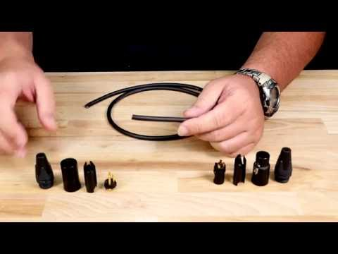 How to Solder: Microphone Cable with XLR Audio Connectors