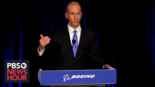 How FAA chief's 'dressing down' of Boeing CEO finally pushed him out