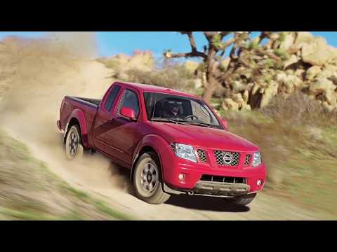 2018 Nissan Frontier - Hill Descent Control (if So Equipped)