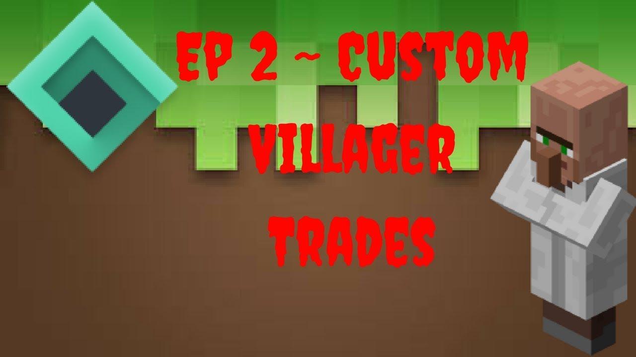 Universal Minecraft Editor ~ Ep 9 ~ Villager Editing