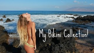 My (Favorite) Bikinis Collection! Triangl, Acacia, Stone Fox and more! Catherine Allen