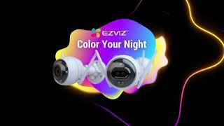 EZVIZ C3X vidéo