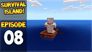 Minecraft Pocket Edition - Survival Island - The Sea Adventure! Episode 8