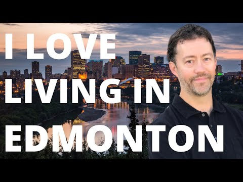 Living In Edmonton | Moving To Edmonton | I Love Edmonton