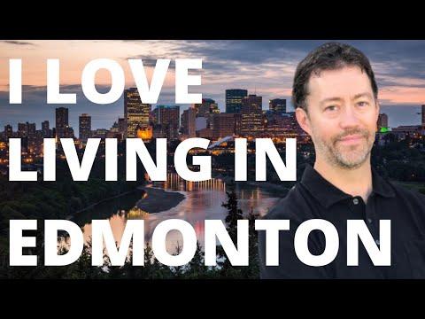 Living In Edmonton | Moving To Edmonton | I Love Edmonton