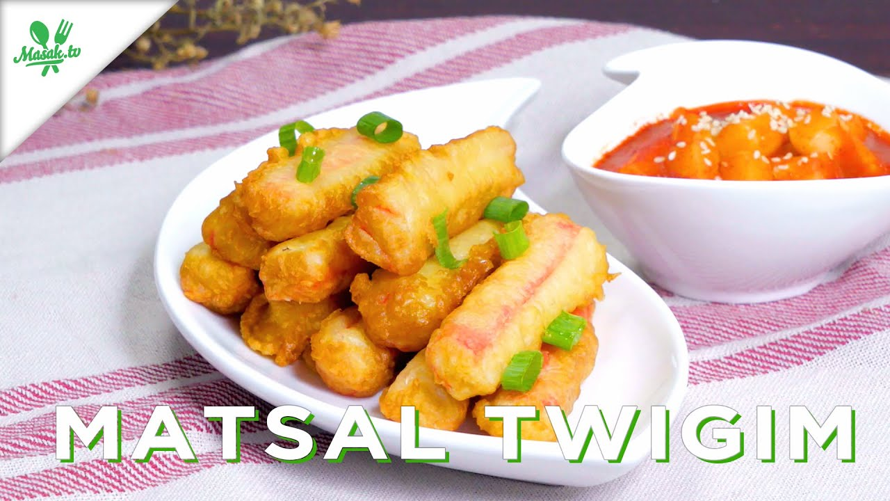 Kani Stick Goreng (Matsal Twigim) 🦀🦀   KOREAN STREET FOOD