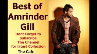 Amrinder gill jukebox | Best of Amrinder Gill | Punjabi jukebox collection sufi all time