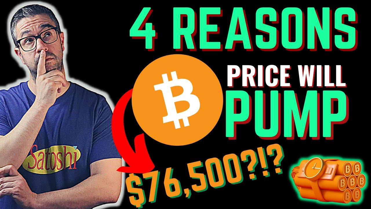 The Price of Bitcoin is Set to Shoot UP! Here Are 4 Reasons Why?!?