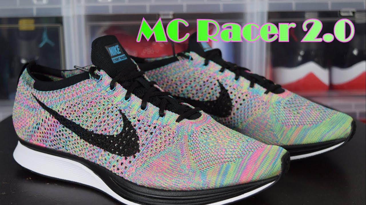 Nike Flyknit Corredor Opinión Multicolor De La Optometría barato nueva llegada 7SACq