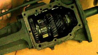 1969-1973 Mustang 3 Speed Transmission
